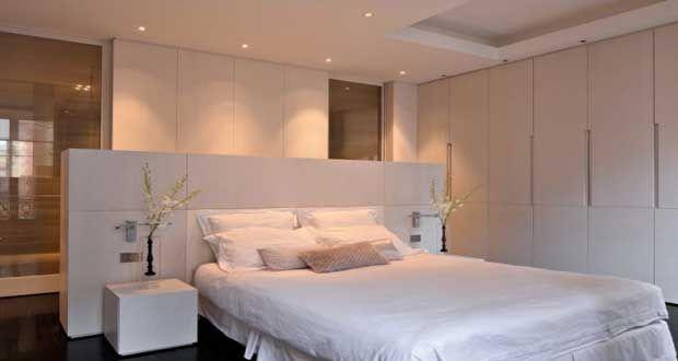 5 façons de séparer la salle de bain dans une suite parentale Bedrooms