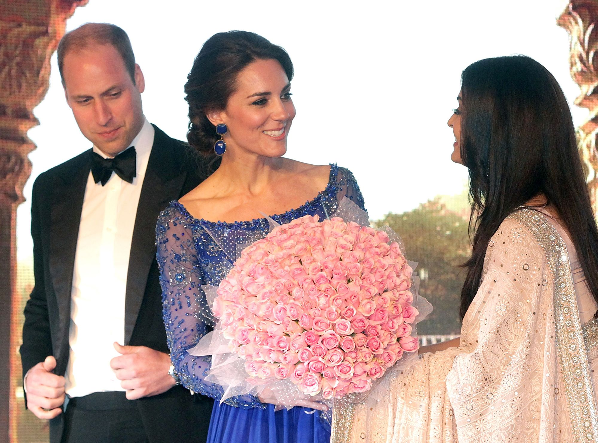 29 Must-See Photos from Kate Middleton and Prince William\'s Tour of ...