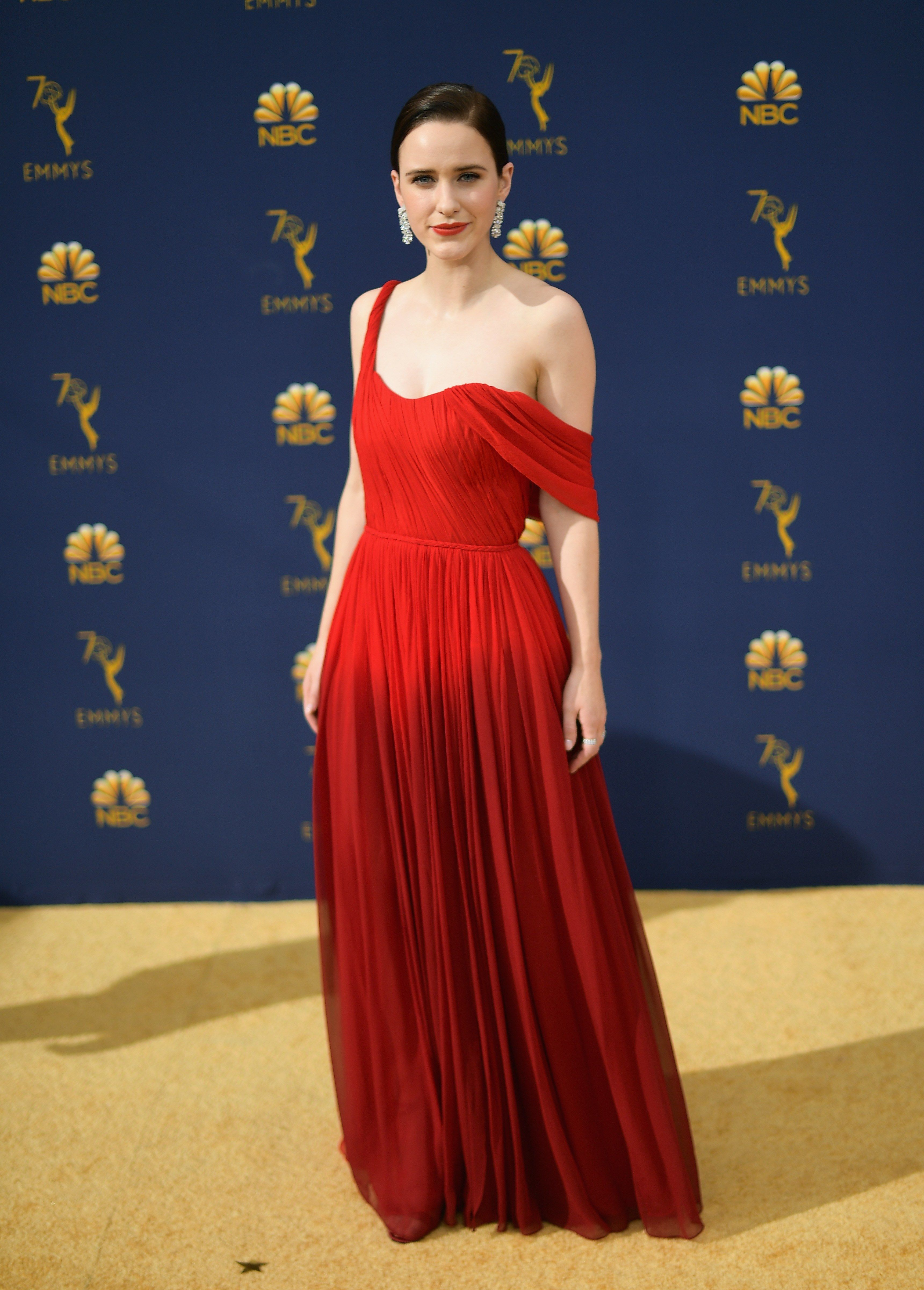 db8679b7353 Every Single Look From the 2018 Emmy Awards Red Carpet in 2019 ...