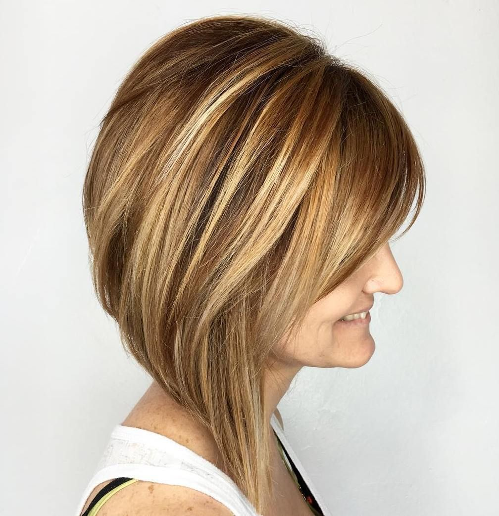 50 Gorgeous Hairstyles And Haircuts For Women Over 40 In 2020 Cool Hair Color Hair Color Techniques Hair Styles