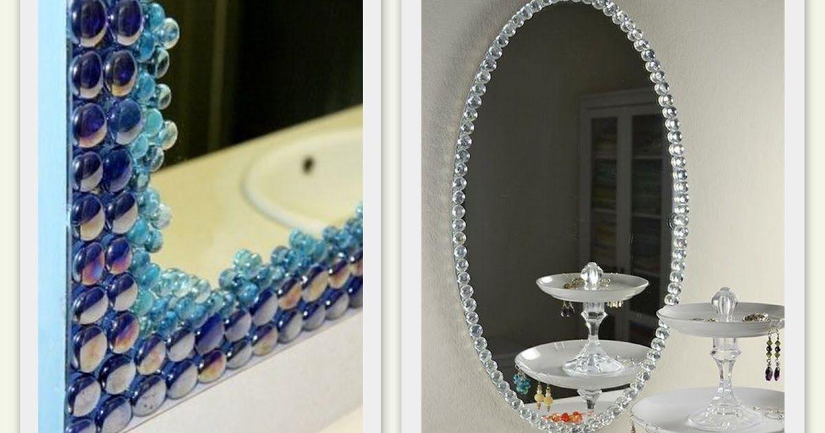 Reformar Espelho Do Banheiro 4 Ideias Bbb Espelho Banheiro