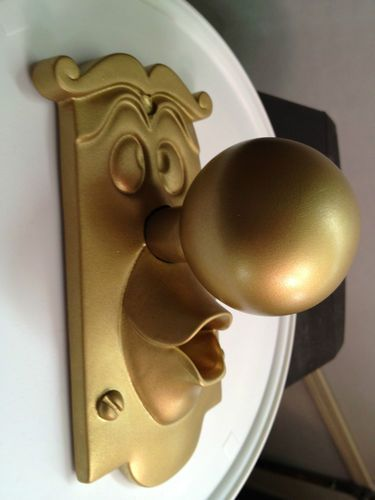 Life Size Alice in Wonderland Door Knob Disney Disneyland movie Prop ...