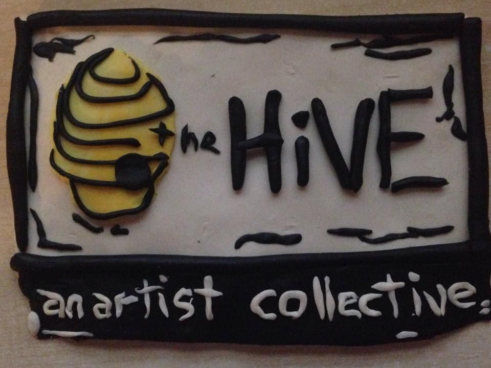 The Hive, An Artist Collective located in Middlesex, Vermont.
