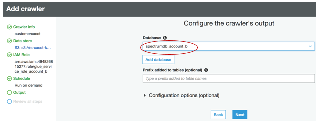 How to enable cross-account Amazon Redshift COPY and