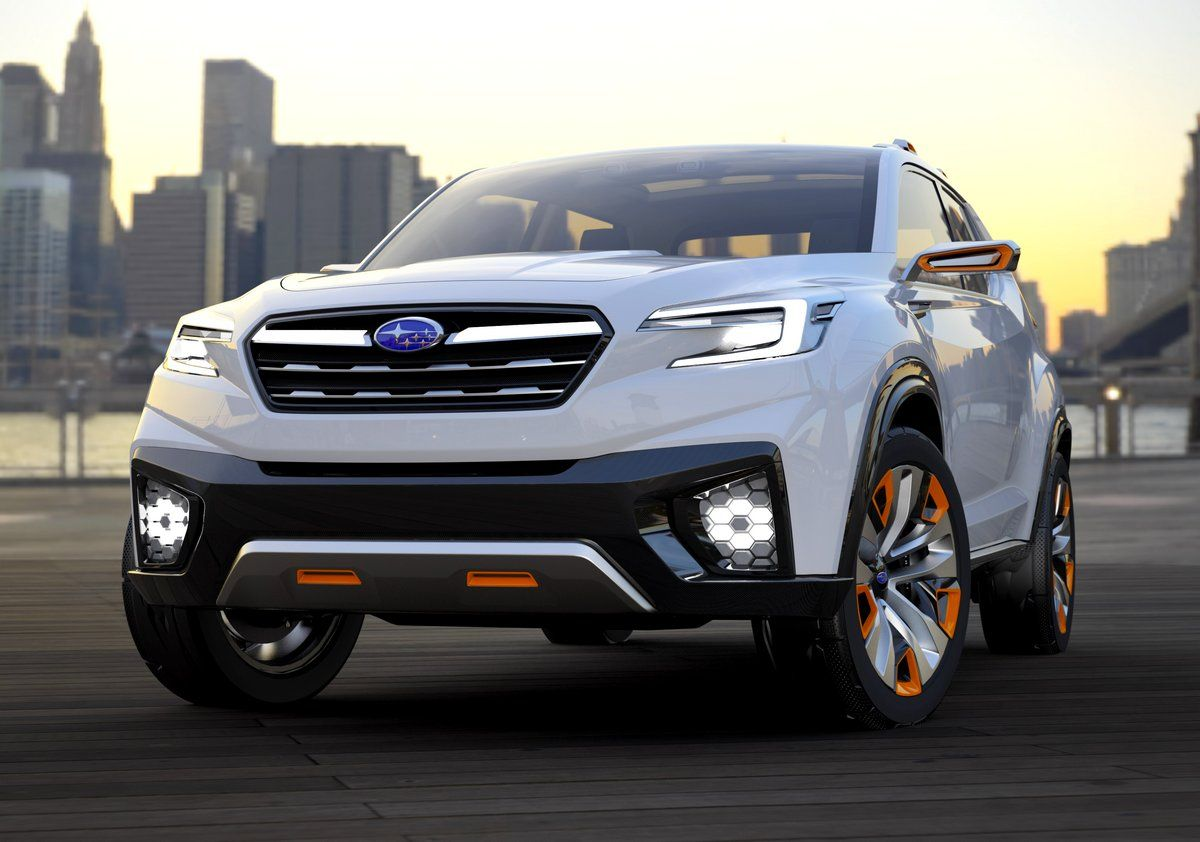 Subaru Viziv Future Concept antecipa visual do próximo