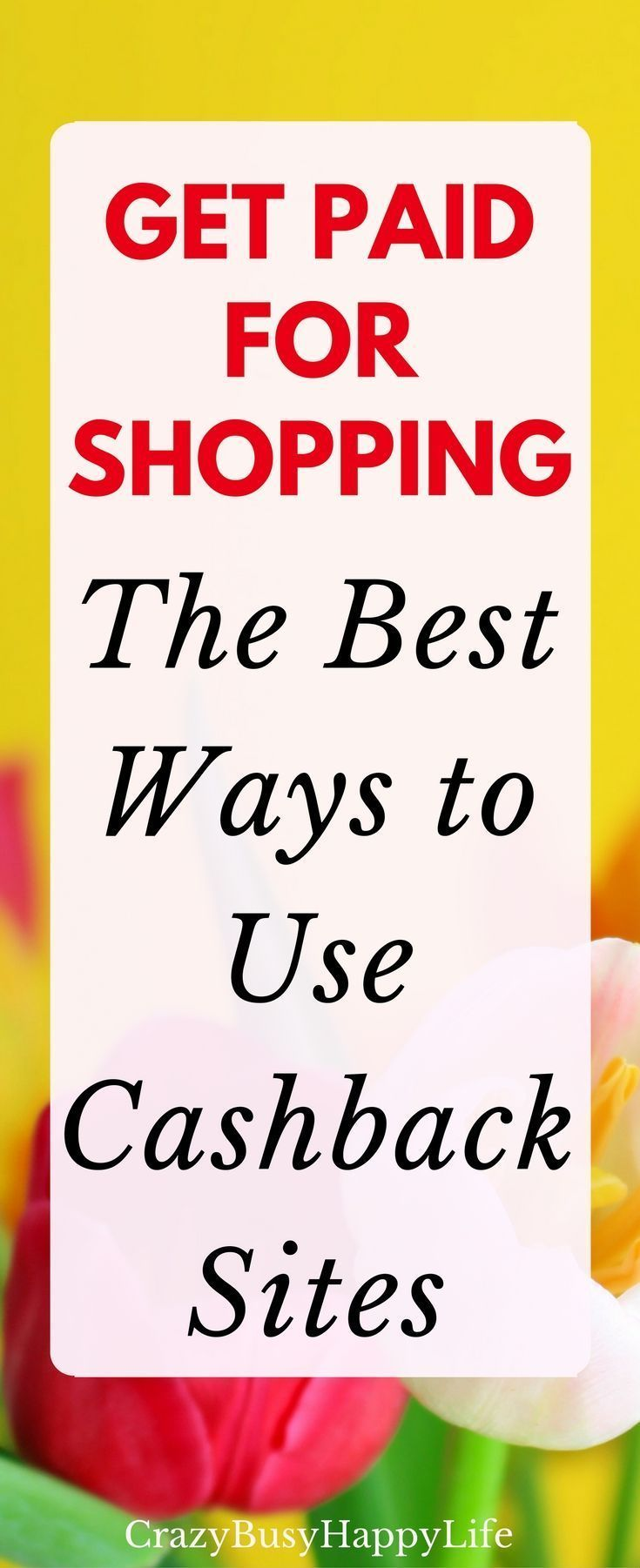 The Best Ways to Make Money by Shopping with Cashback Sites ...