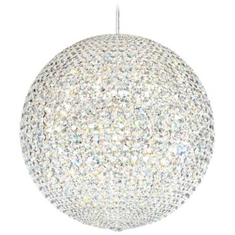 Schonbek da vinci collection 24 wide crystal pendant light schonbek da vinci 24 wide swarovski crystal pendant light i love this but at mozeypictures Image collections