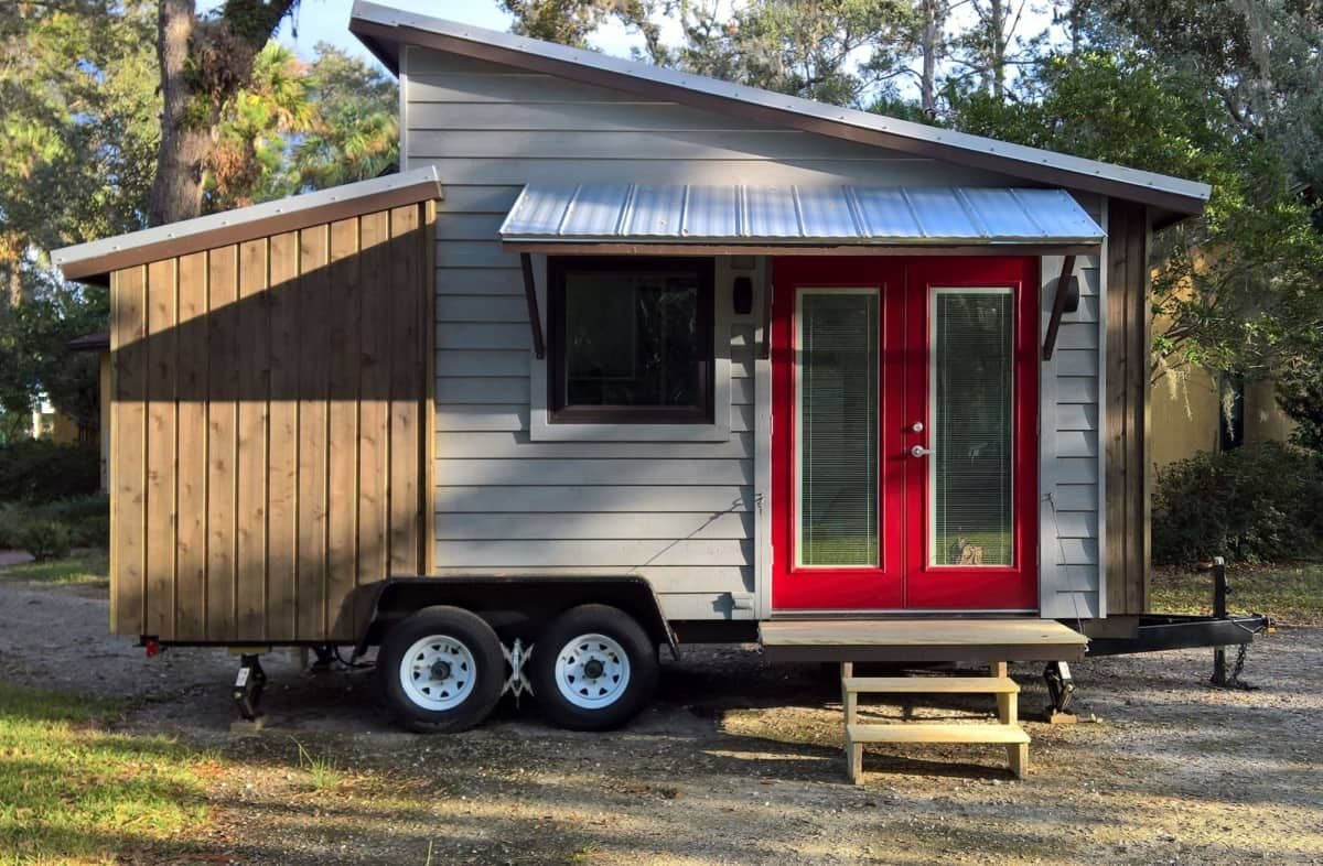 2018 Luxurious 19 Tiny House For Sale Tiny House For Sale In