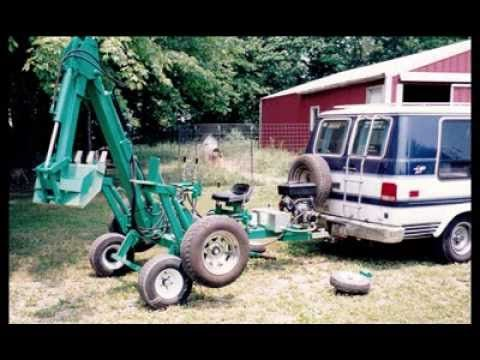 DIY Backhoe and Loader Customer Pictures | Tractor ...