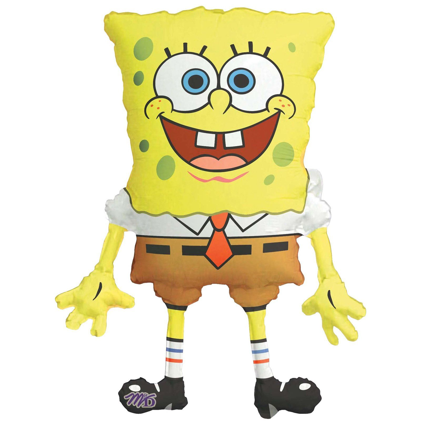 SpongeBob Jumbo Foil Balloon | Products | Foil balloons, Birthday