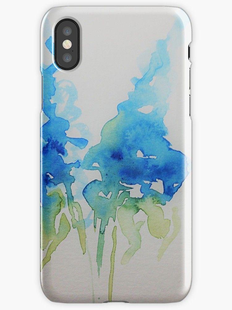 Kaufe Minimalistische Blumenkunst Von Britta75 Auf Folgenden Produkten Grafik T Shirt Chiffontop Fur Frauen Kontrast Top S Art Iphone Case Floral Art Art