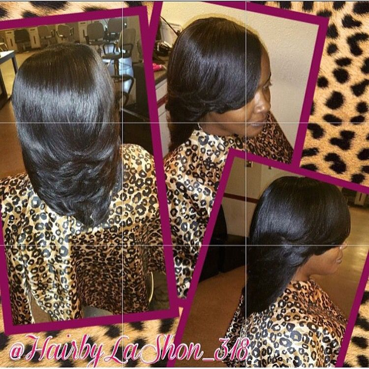 Traditional Sew In Perfect Blend With Flawlessextensions