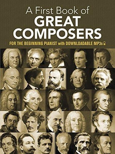 A First Book Of Great Composers In 2020 Music Book Books Pianist