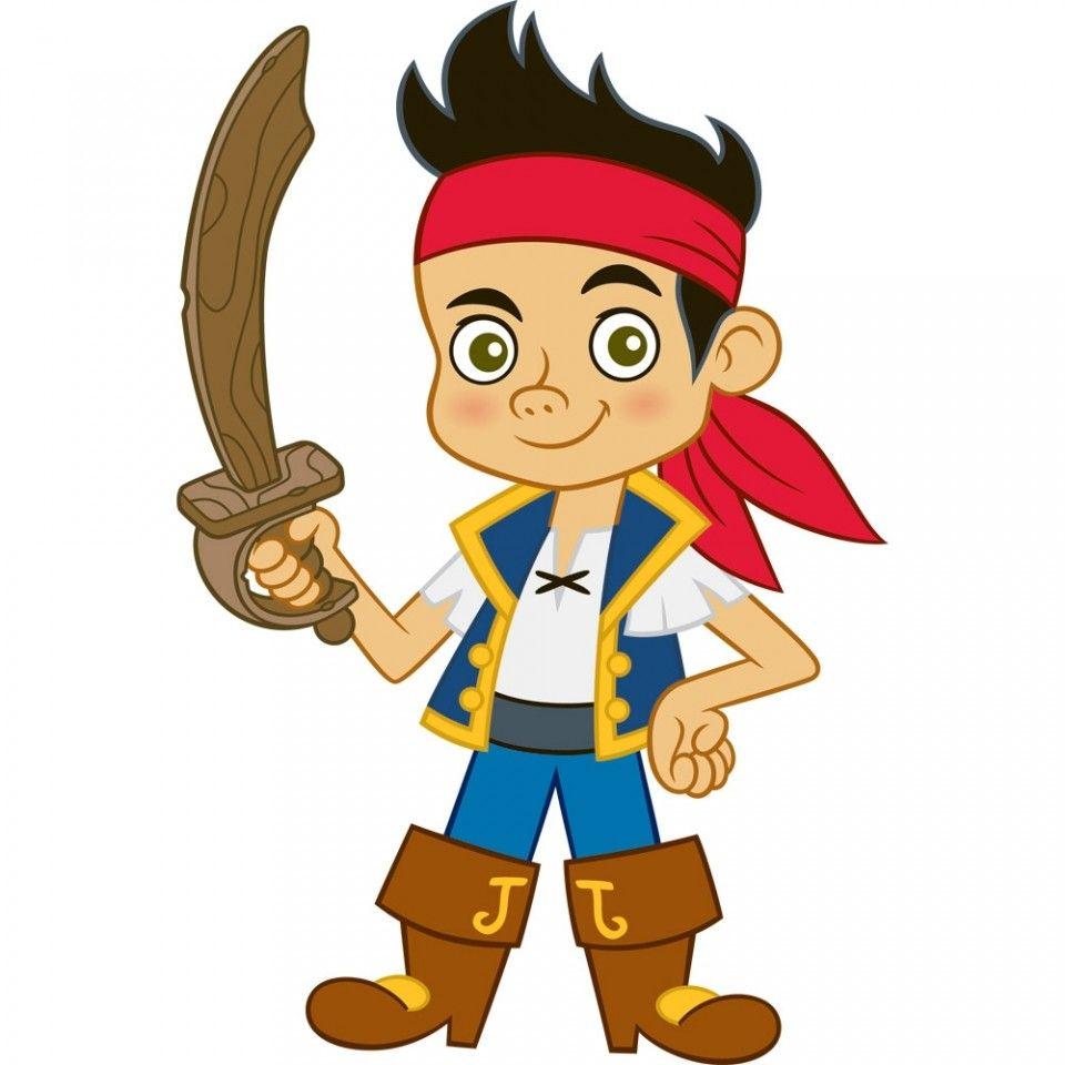 Jake y los piratas de nunca jamas nocturnar brenda - Imagenes de piratas infantiles ...