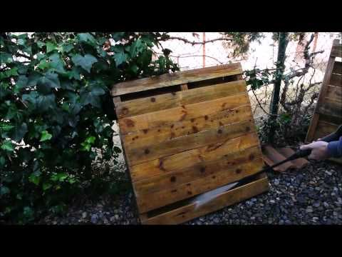 ▶ How to clean and disinfect a pallet - YouTube