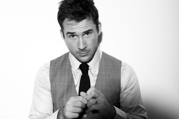 Barry Sloane Photoshoot