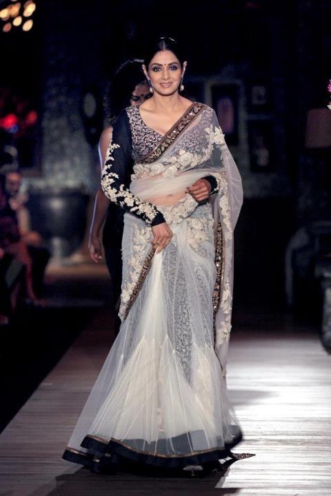 Desi fashion police saree blouse 45