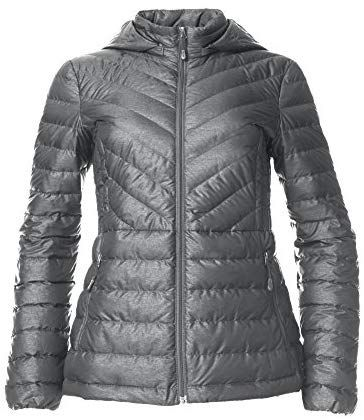 58748b40d79 Beautiful 32 DEGREES Women s Plus Size Packable Down Jacket - Smoke Grey -  1X online.   39.99  fgofashion from top store