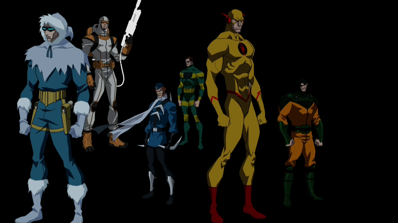 flashpoint paradox anime - google search | anime | pinterest