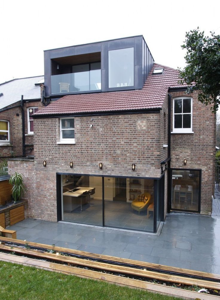 Cranley Gardens - Minimale Fenster… - #Cranley #Fenster #Gardens #loft #Minimale #loftconversions