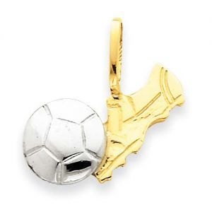 14k gold two tone soccer charm gold soccer charms pendants 14k gold two tone soccer charm gold soccer charms pendants mozeypictures Image collections
