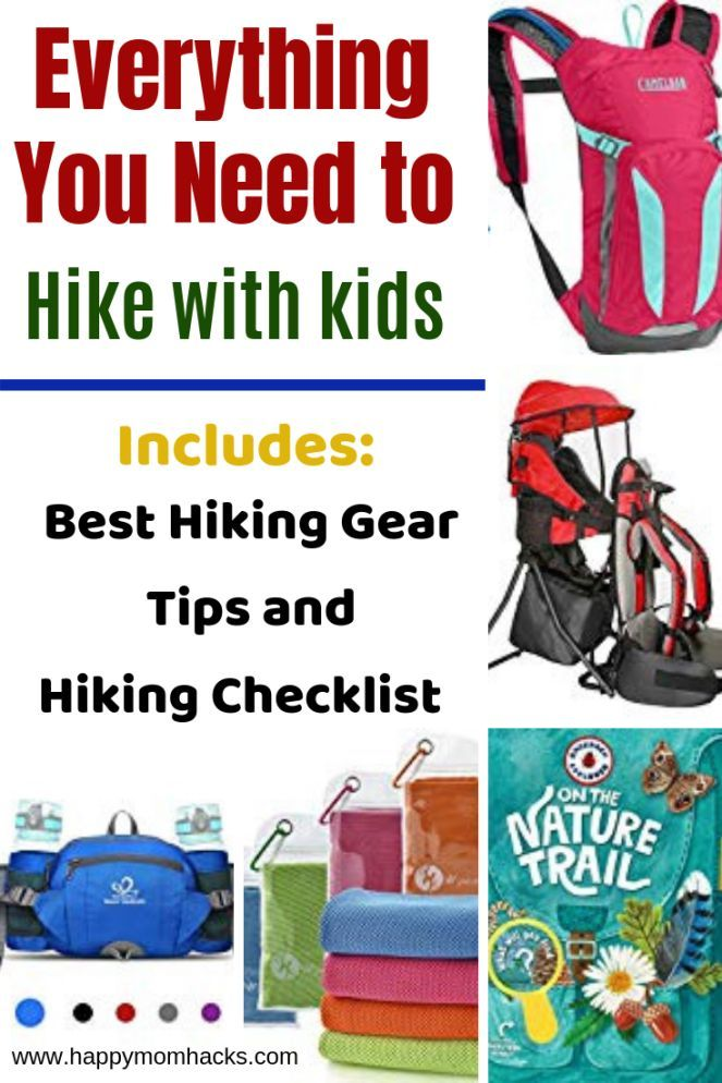 Photo of Ultimate Guide to Hiking with Kids|Tips, Trail Games, & Hiking Gear | Happy Mom Hacks