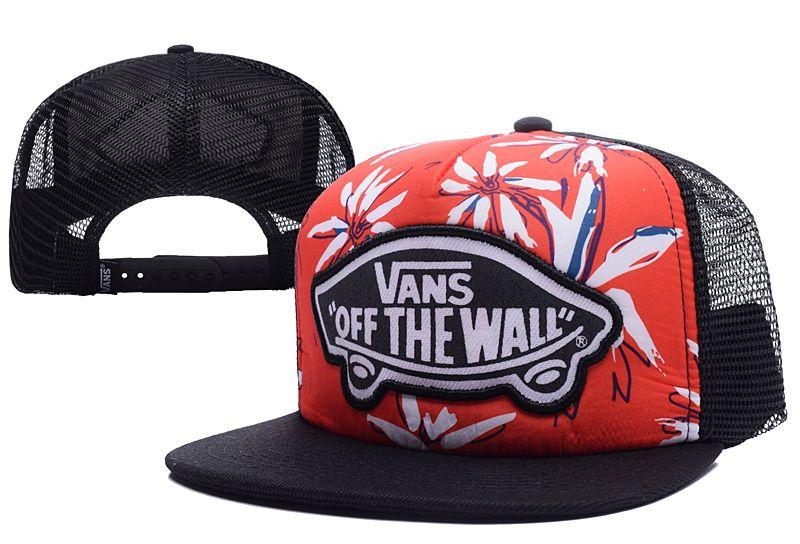 5d9886921ba Hot Vans Mesh Snapbacks caps Summer Breathable unisex hiphop street hat   6 pc