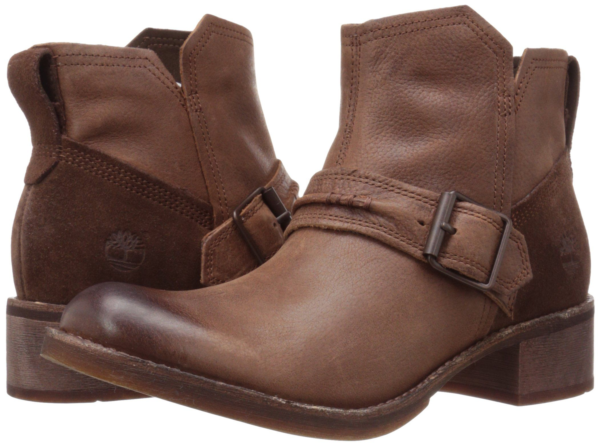 Timberland Womens Whittemore Chelsea Boot Dark Brown Woodlands 8 M US *  Read more at the
