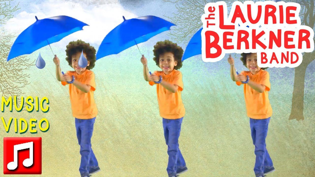 Umbrella By The Laurie Berkner Band From Superhero Album