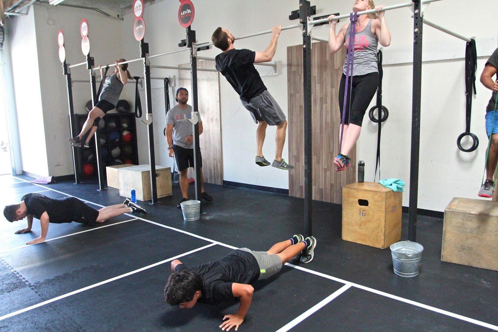 筋持久力を高める 4分間のhiit タバタ式トレーニング を使った筋