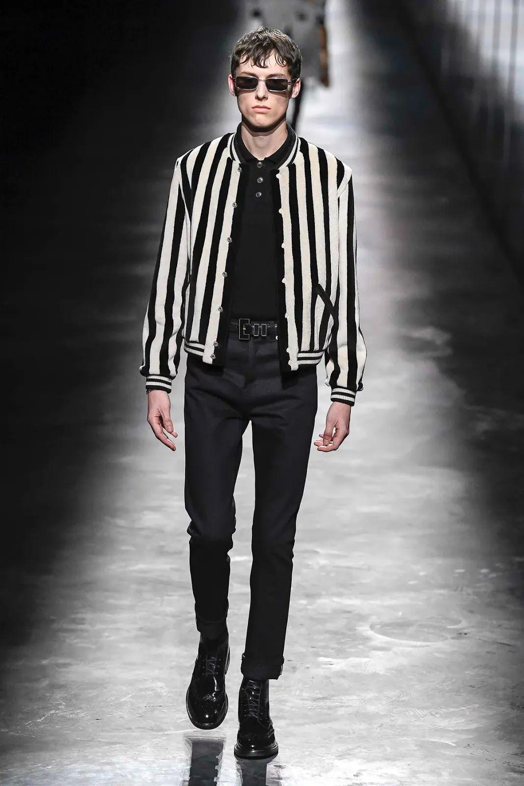 Saint Laurent Fall Winter 2019 20 Paris Fashion Week in