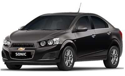 New Chevrolet Sonic Philippines Chevrolet Sonic Chevy Sonic Used Cars