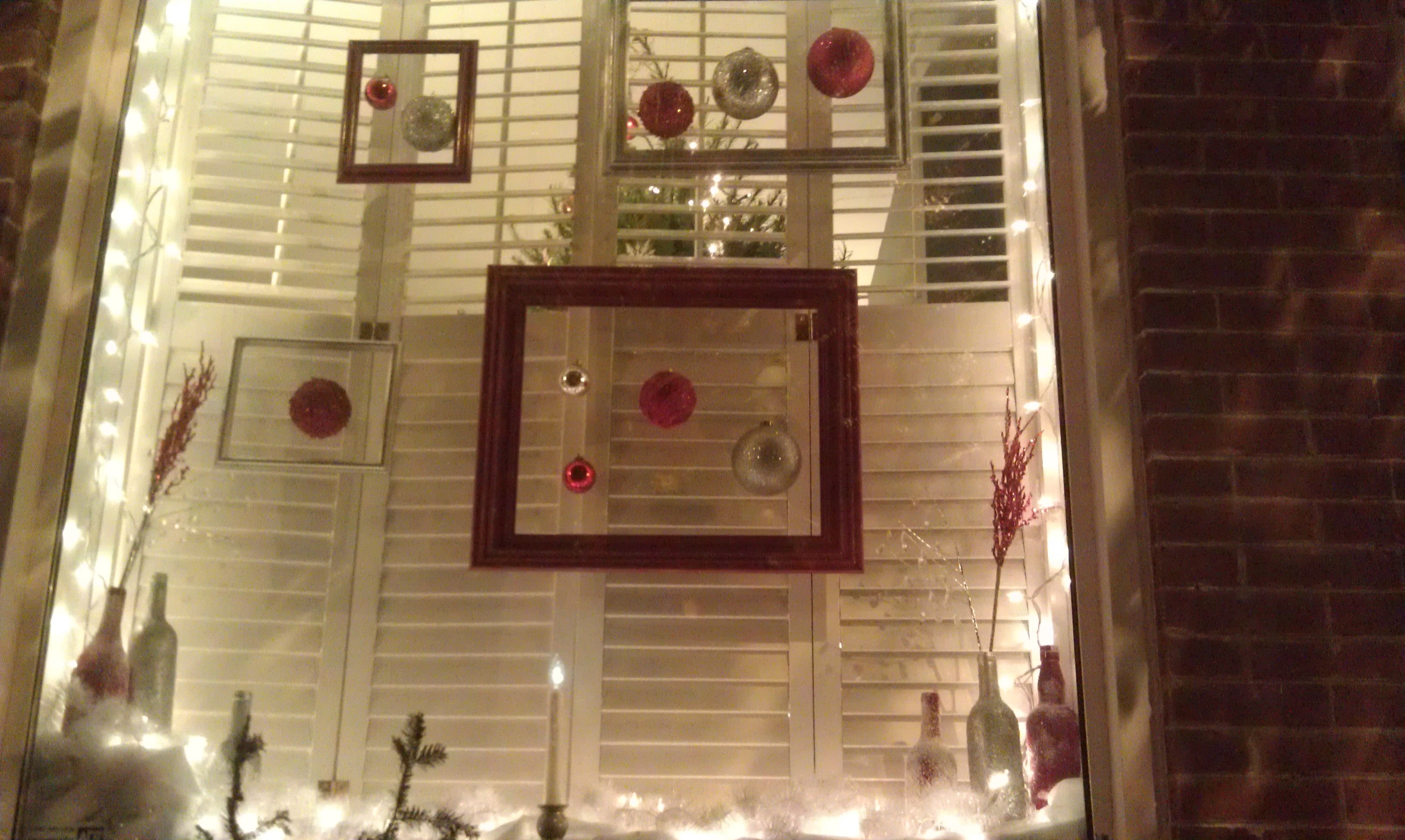 Window display ideas  holiday window display  home things  pinterest  window display