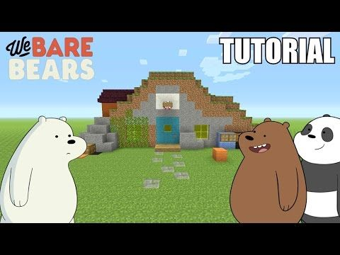 """Smallest House In The World Minecraft minecraft tutorial: how to make """"gumball's"""" house!! """"the amazing"""