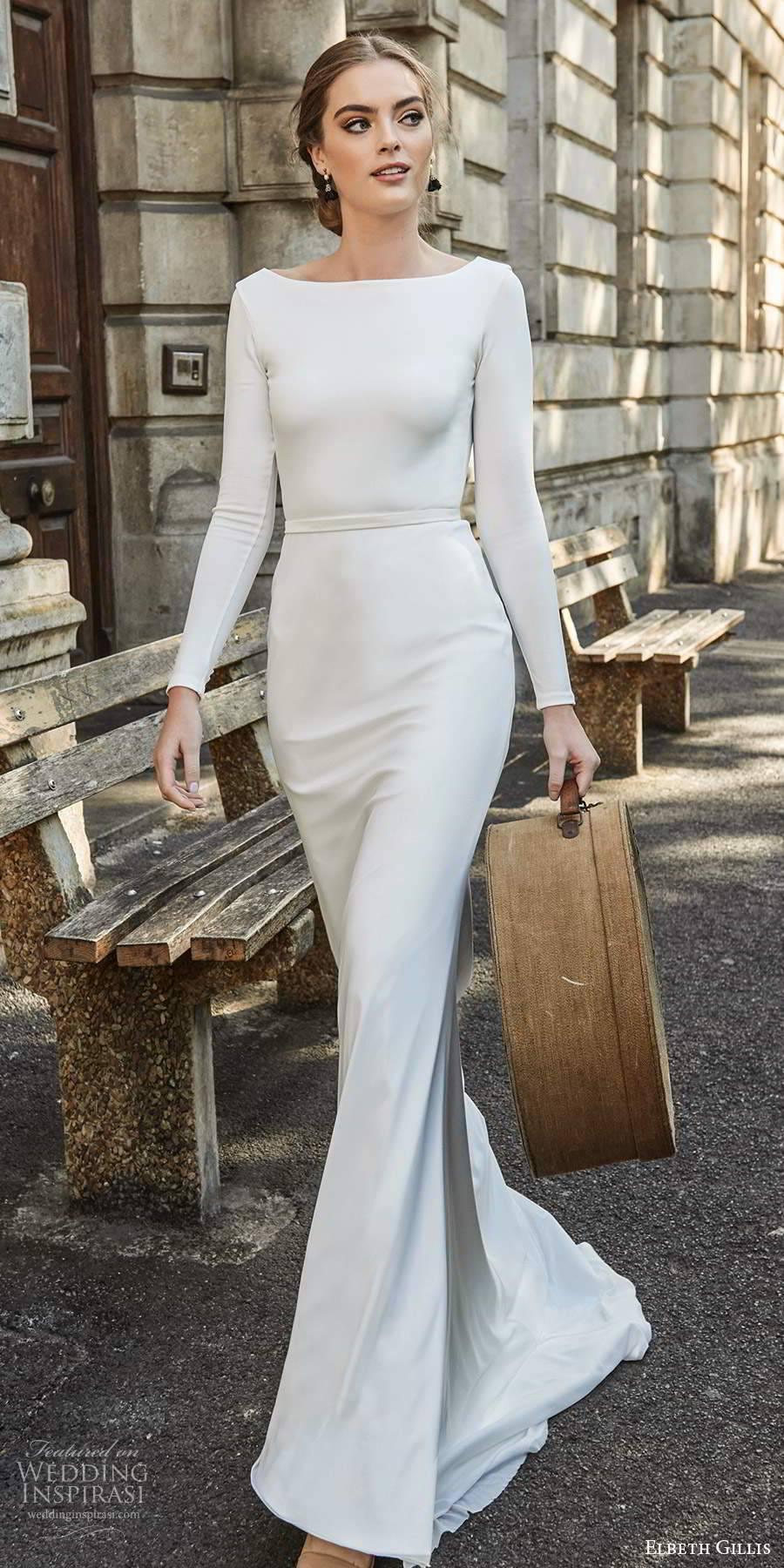 Belle and Alice Wedding Dress | Elbeth Gillis Grace Bridal