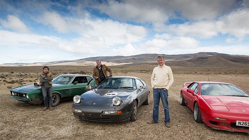 Top Gear Feuerland