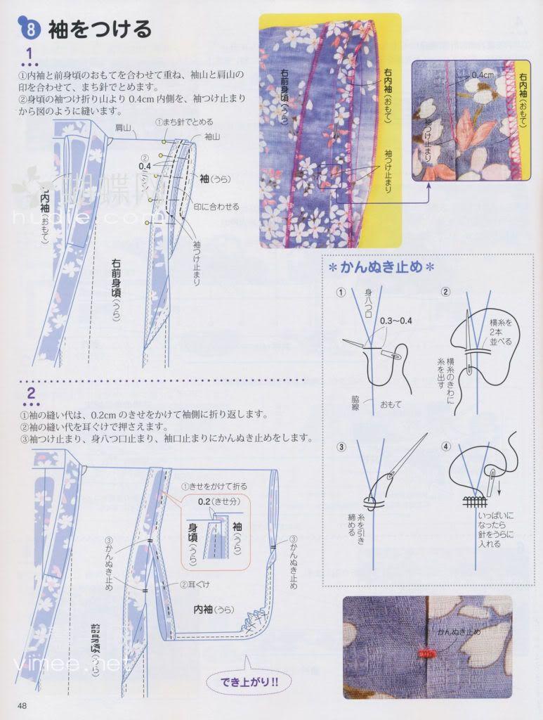 Pin von Yolanda Manzanedo auf wasai & kitsuke | Pinterest | Nähen