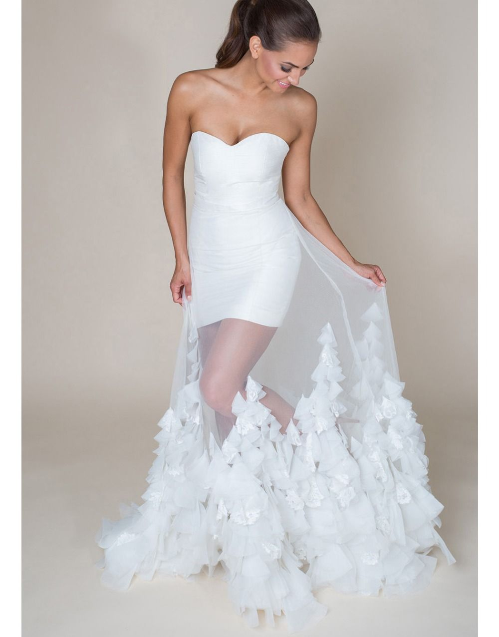 Cheap Dress Dimensions Buy Quality Wedding Dresses With Short - Td Wedding Dresses