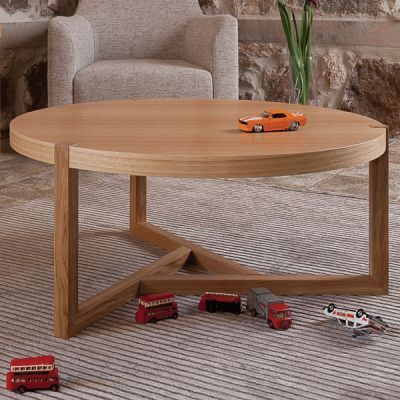 Scandiwood Coffee Table Made With Nice Solid Oak And Wood Veneer A Warm Ambiance Coffee Table Table Decor Living Room Coffee Table Wood