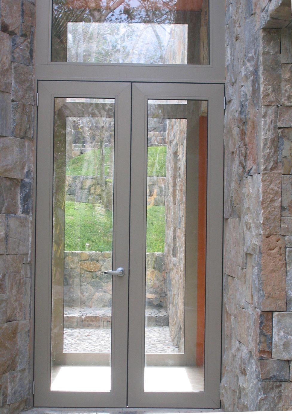 Fotografías más recientes Modelos de puertas de aluminio Sugerencias, Nuevas tendencias ...