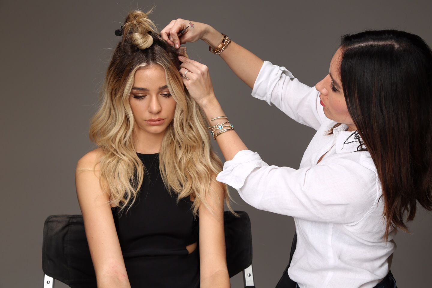 A Beginners Guide To Hair Extensions By The Kardashians Stylist