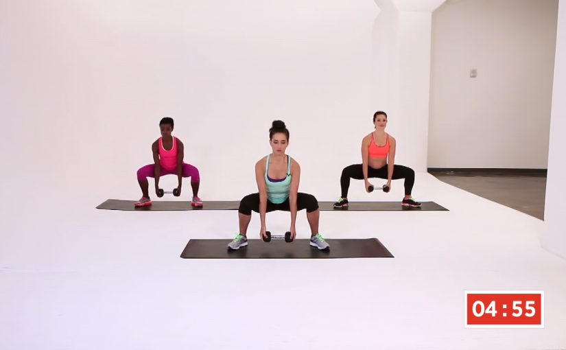 The 5-Minute One-Dumbbell Workout For Total-Body Toning – Page 2
