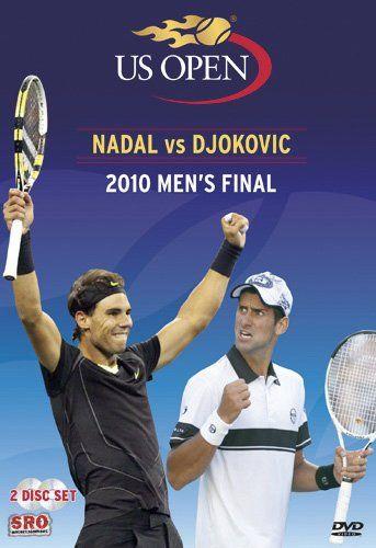 Dvd 2010 Us Open Men S Tennis Final Nadal Vs Djokovic Tennis Mens Tennis