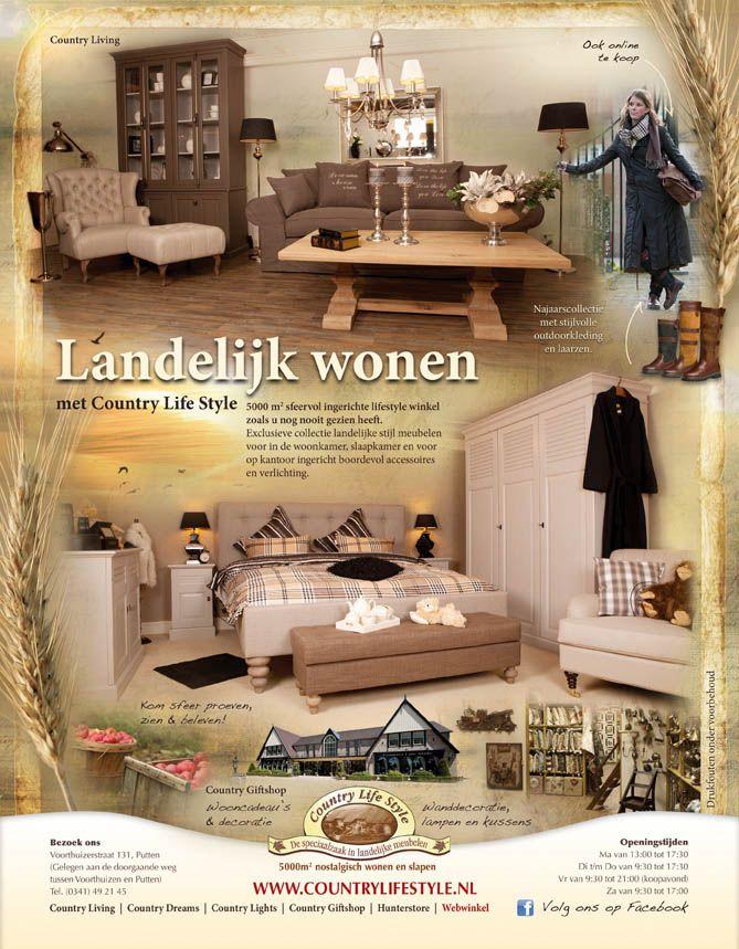 VeluweLeven, landelijk wonen met Country Life Style