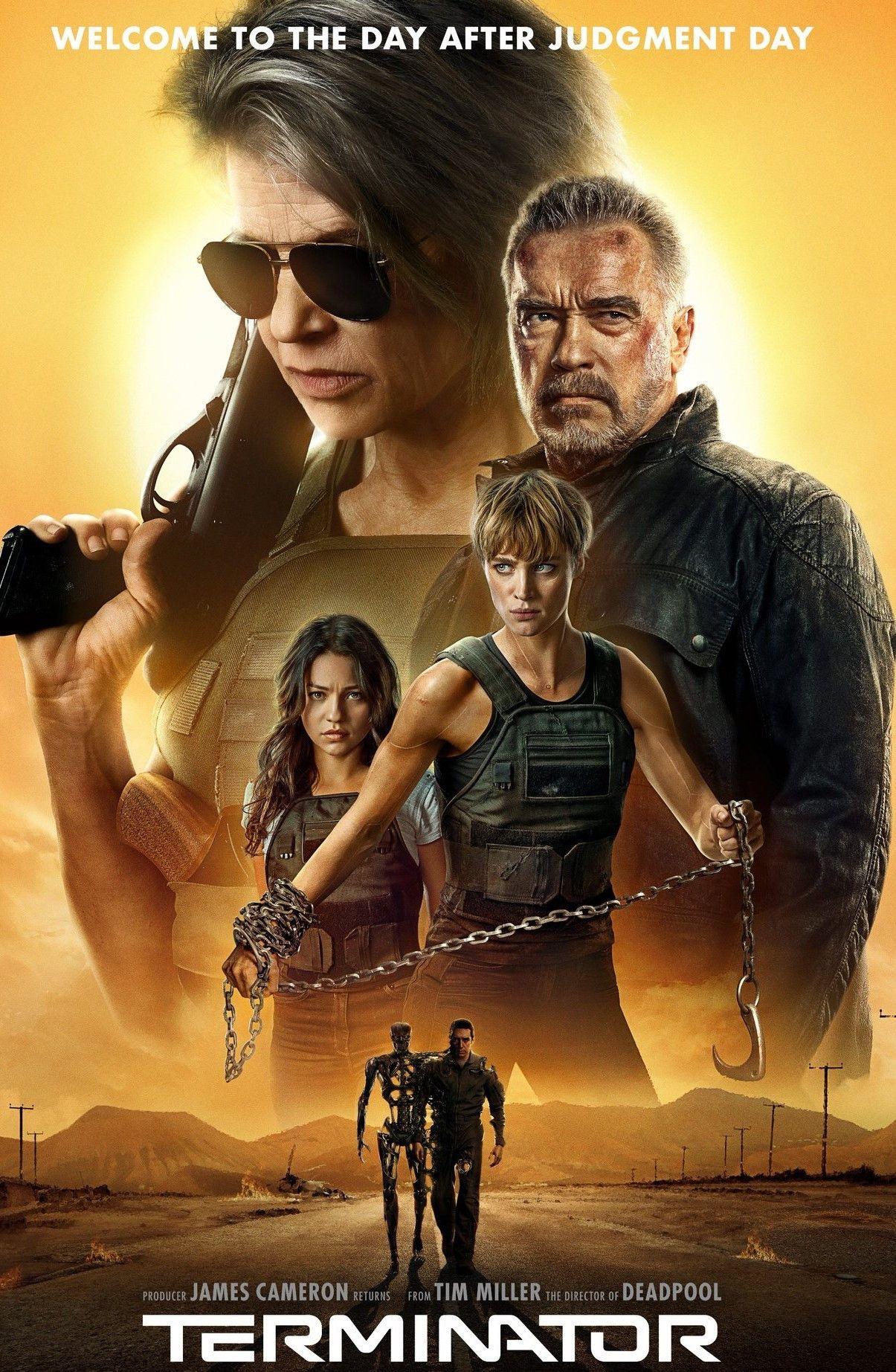 Terminator Dark Fate 2019 Hindi Bluray 480p 720p 1080p Dual