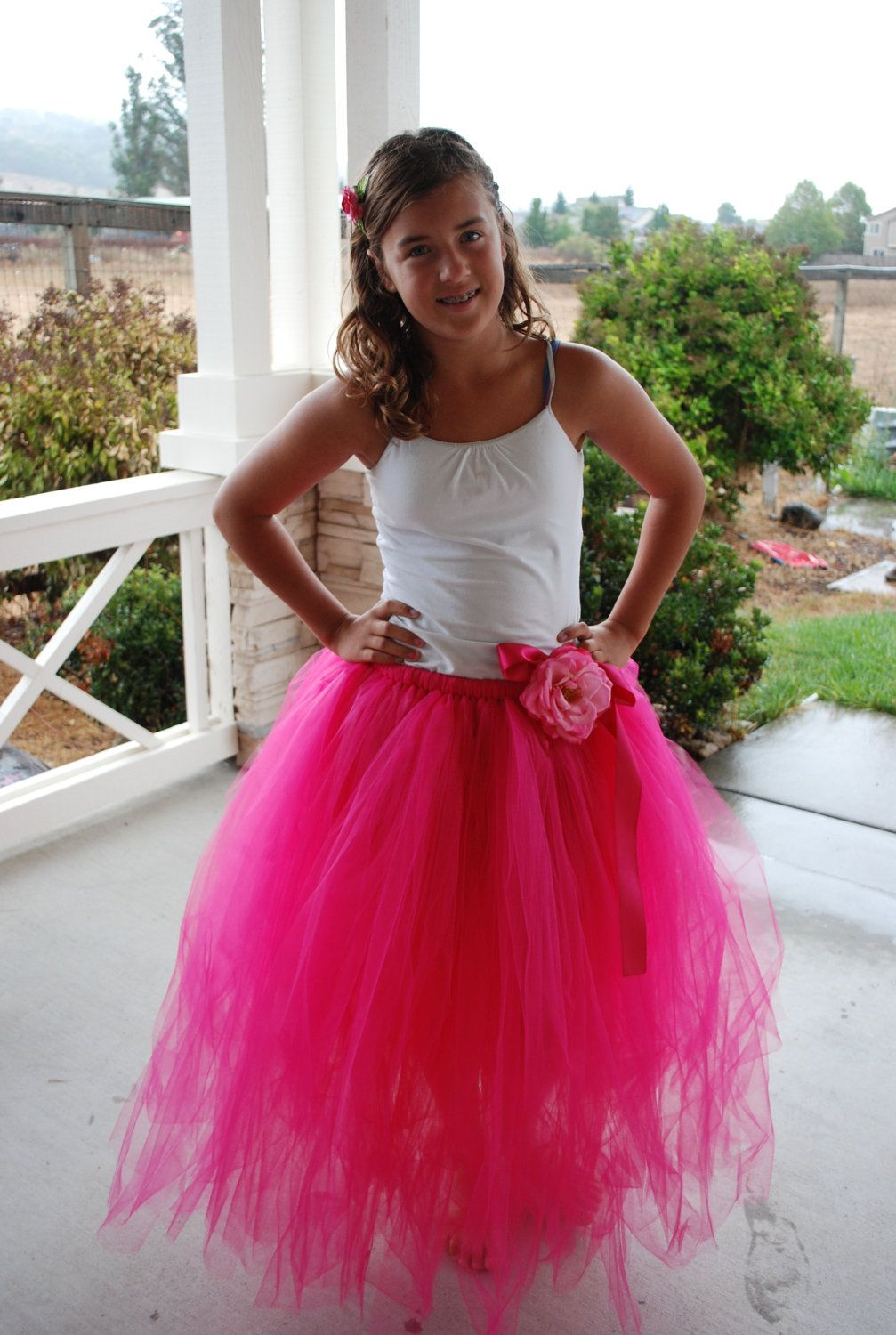 Convertible Tutu Dress And Skirt For Adult Or Teen You Pick The
