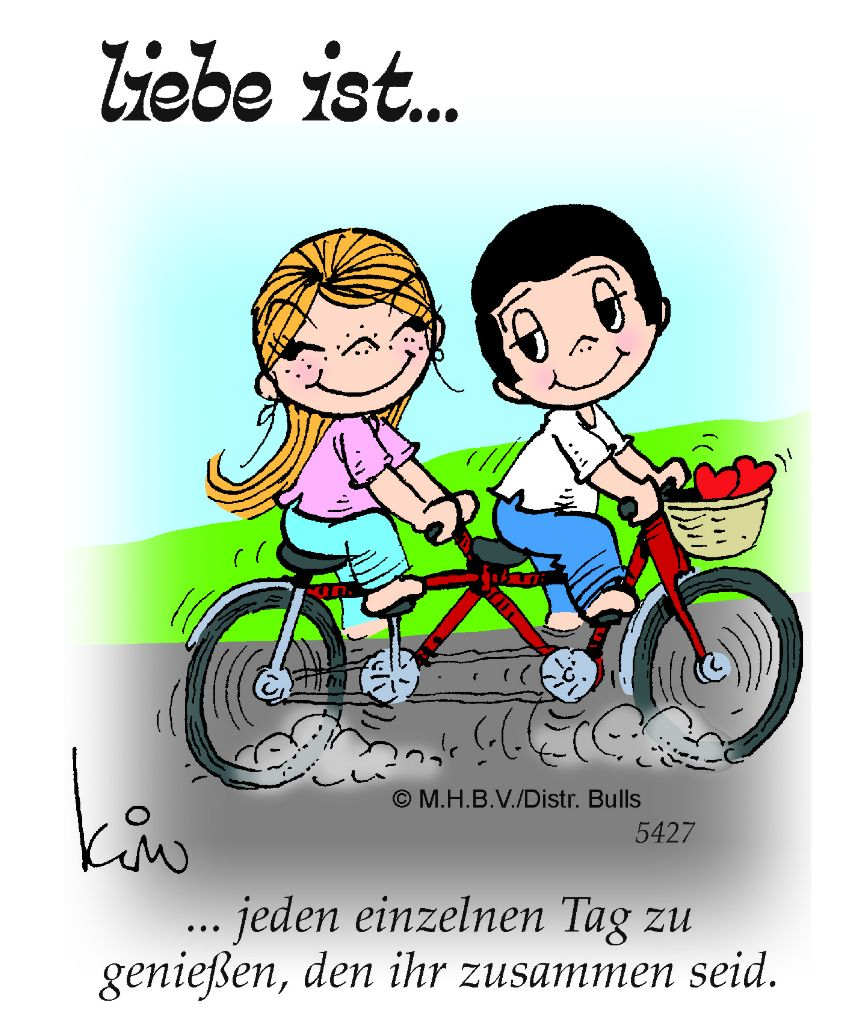 "Photo of ""Love is …"": The legendary cartoons are now also available at BILD.de"