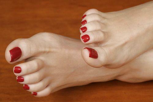Sexy toenails tumblr