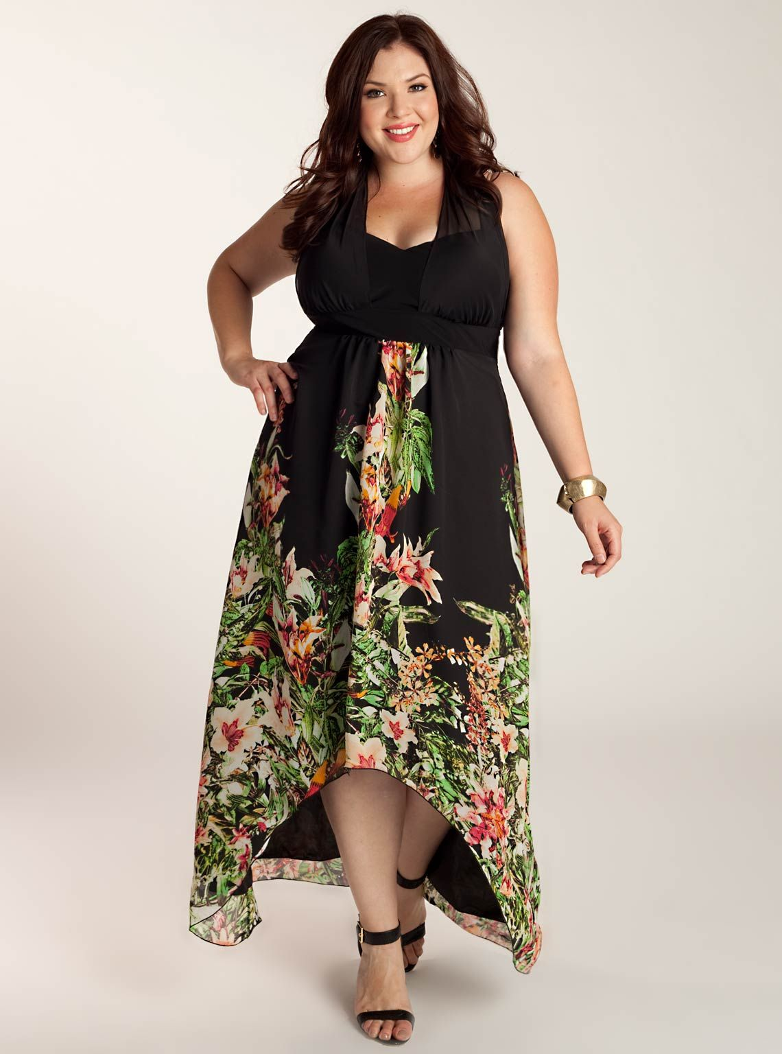 summer clothing plus size