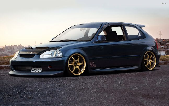 Honda Civic EK Hatchback